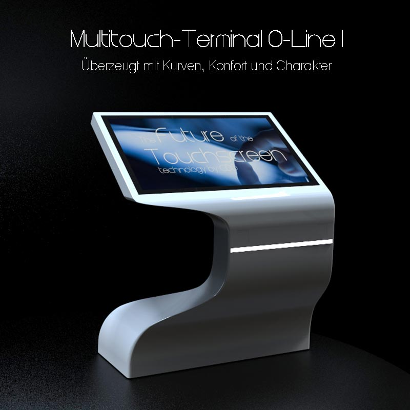 Multitouch-Terminal CiDD
